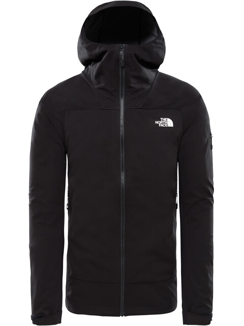 The North Face M's Impendor Shell Jacket TNF Black